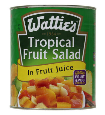 Tropical Fruit Salad In Fruit Salad A10 Canned Products Joan Theyers