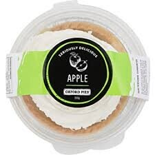 Apple & Cream Pie 147g x 5