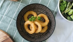 Squid Rings Crumbed Formed 1kg