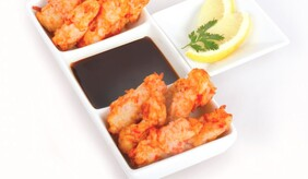 Crab Flavoured Surimi Nuggets 500g